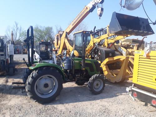 agrícola chery tractores