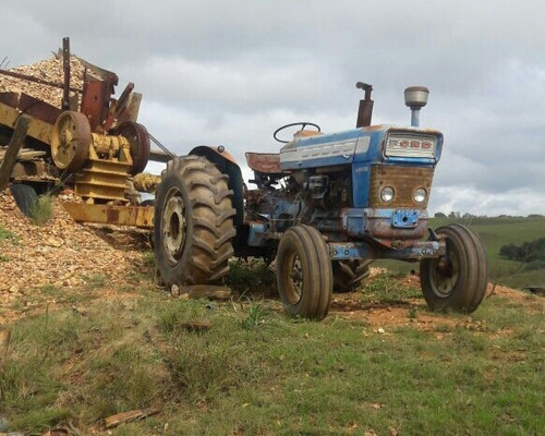 agricola ford tractor