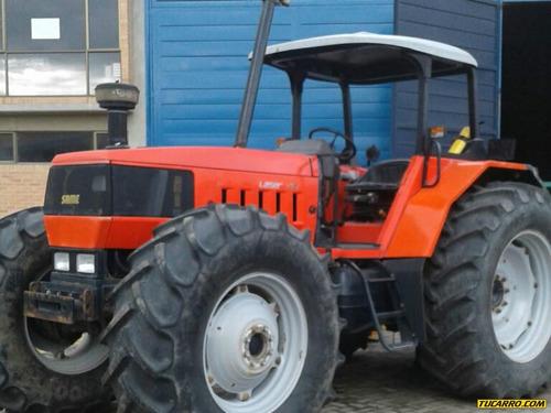 agrícola  same laser 150 tractores