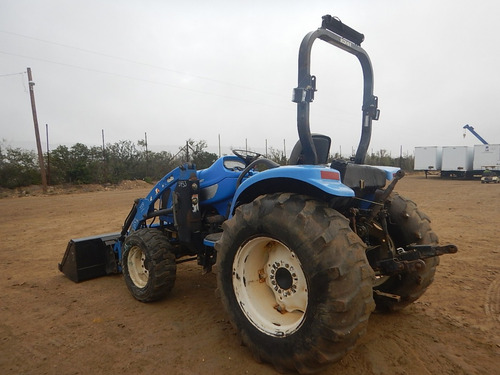 agrícola tractores 1992 new holland tc45da 4x4(gm106184)