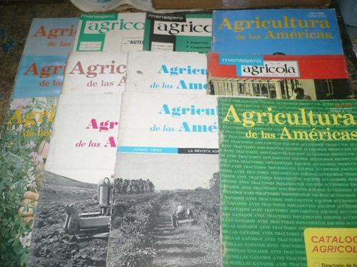 agricultura de las americas