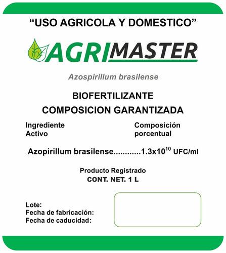 agrimaster azospirillum brasilense biofertilizante