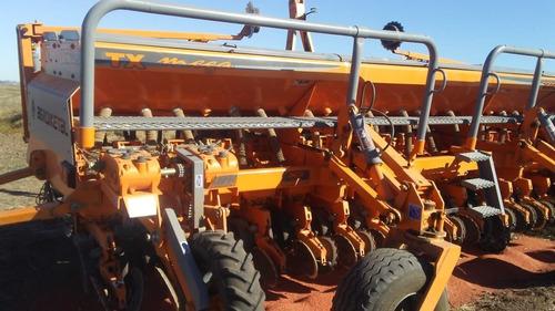 agrometal tx mega 16-42 df 2014 con kit de trigo