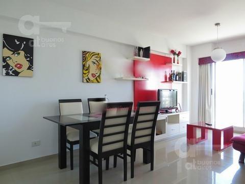 agronomia. departamento 2 ambientes con balcón. alquiler temporario sin garantías.