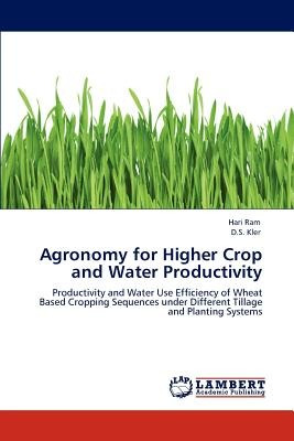 agronomy for higher crop and water productivity envío gratis