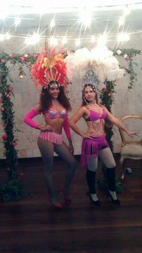 agrupacion de samba garotas maracaibo zulia