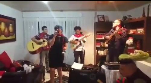 agrupación navideña carrango mexicana