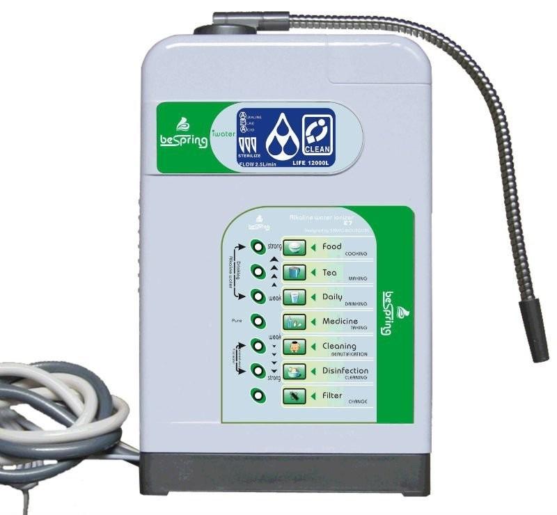Agua alcalina ionizador purificador electrico filtro - Filtro de agua precio ...