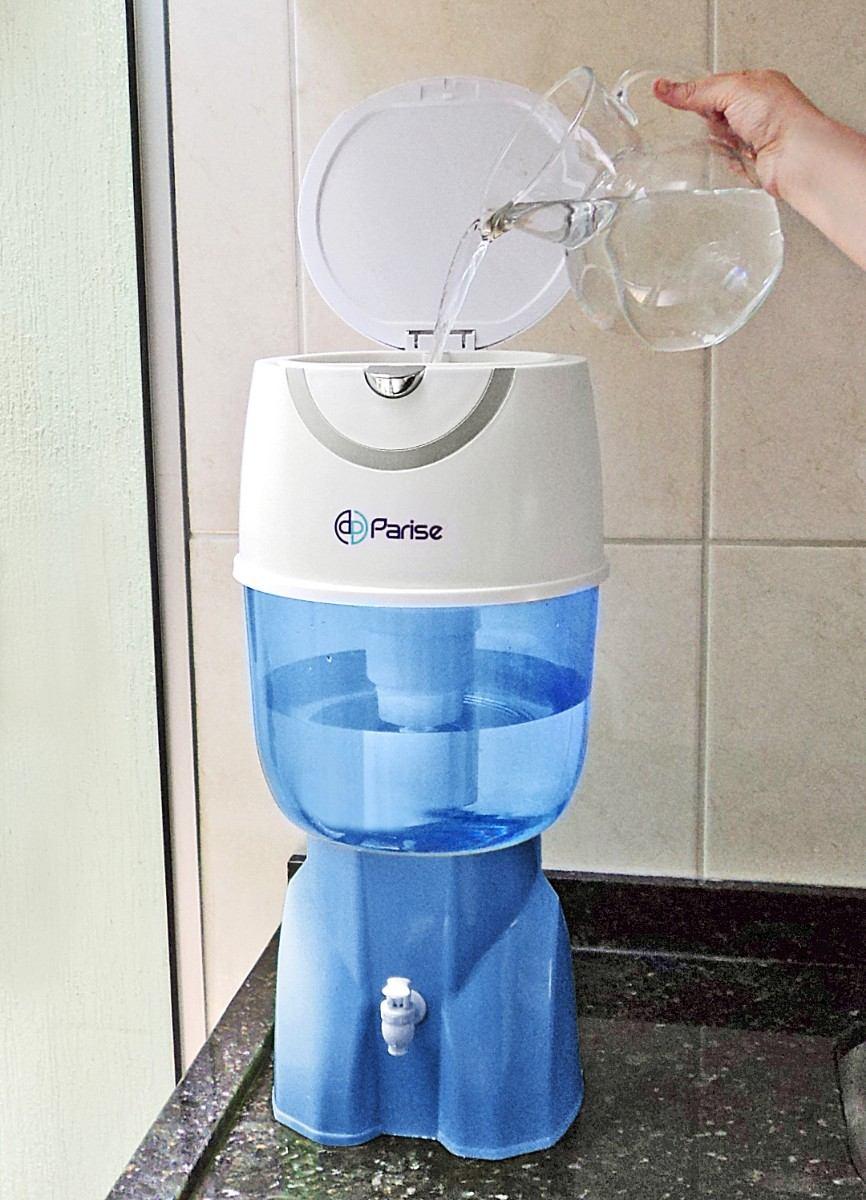Filtro purificador de gua parise para bebedouro refrigerado r 169 99 em mercado livre - Filtros para grifos de agua ...