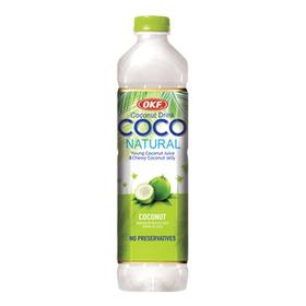 Agua De  Coco Natural Okf 1,500ml X 12un