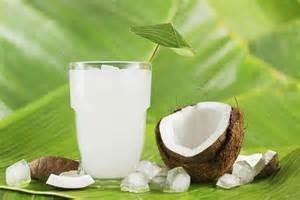 agua de coco, 1 litro