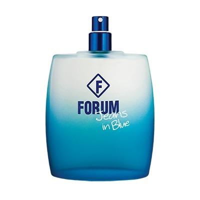 água de colônia jeans in blue edc feminino 100ml forum