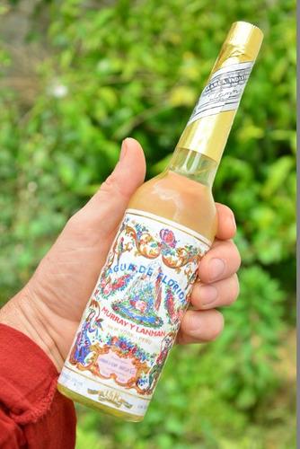 água de florida 270ml + 2 lascas de palo santo