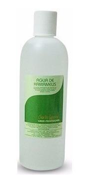 agua de hamamelis (sin alcohol), astringente y descon 1 lt