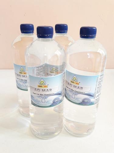 agua de mar hipertónica 4 l