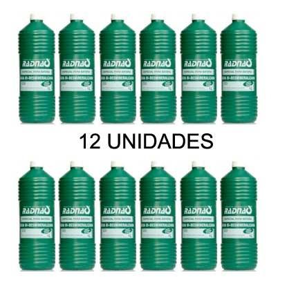 agua destilada desmineralizada para bateria12 litros