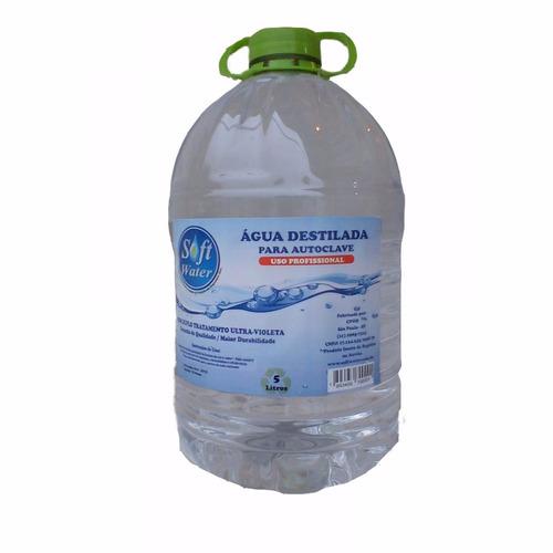 agua destilada para autoclave 5 litros preço imperdível