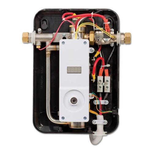 agua eléctrico, calentador