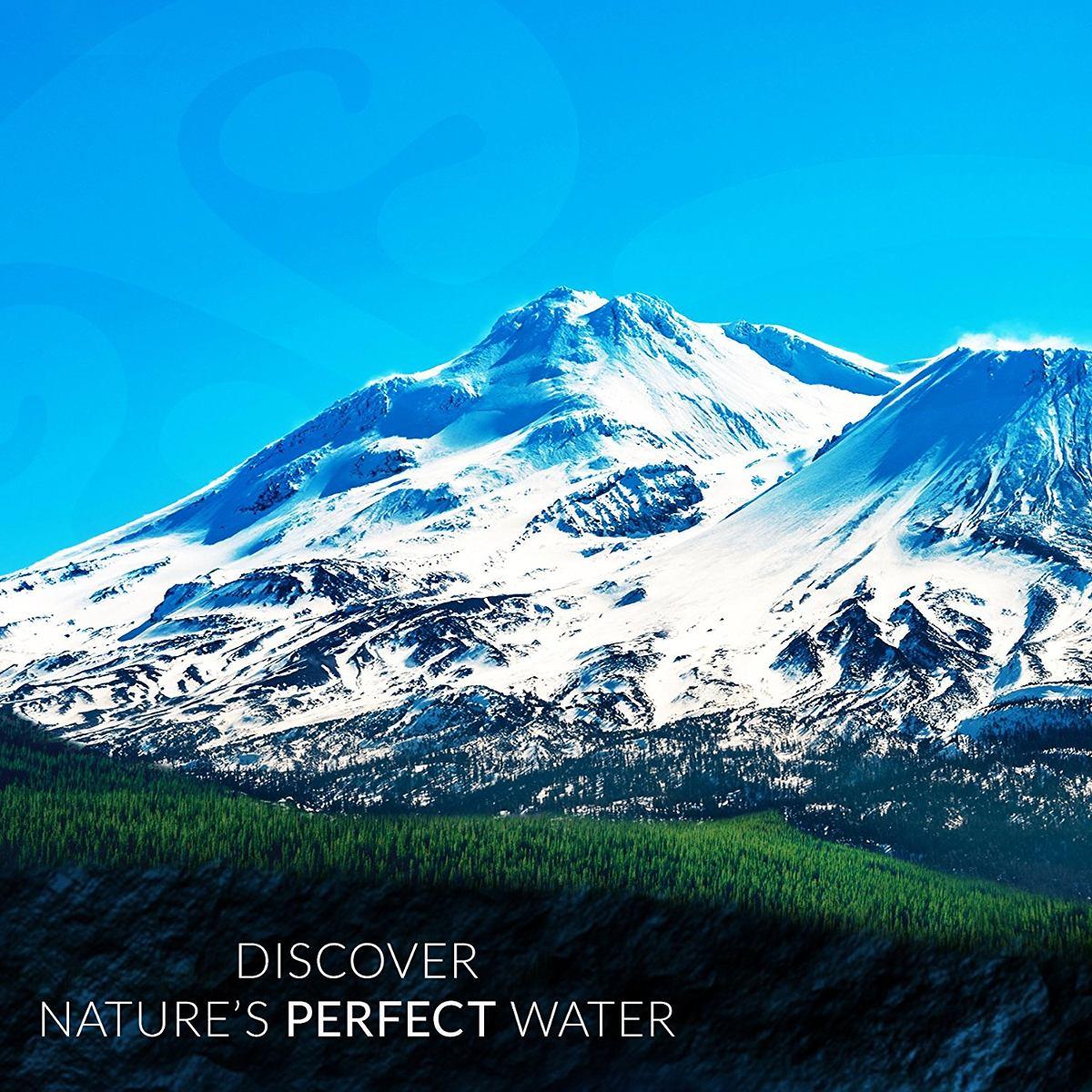 Agua Eterna, Naturalmente Alcalina Mineral Agua De Manantial ...