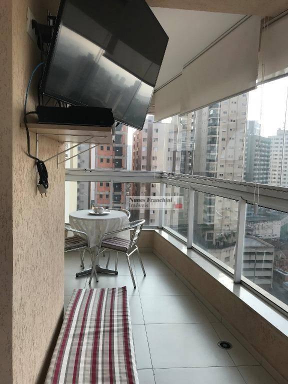 água fria - zn/sp - apartamento varanda gourmet 04 vagas - r$ 1.390.000,00 - ap7117