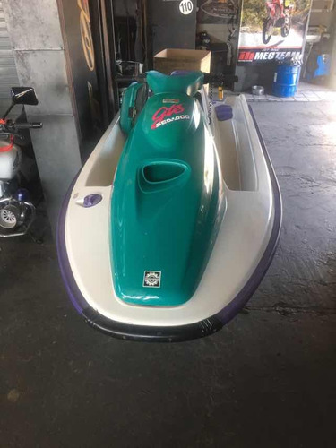 agua jet moto