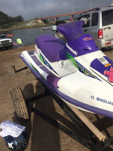 agua kawasaki jet moto