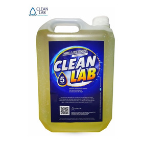 Agua Lavandina Conc. (55 Gr./lt) X 5 Lts Clean Lab