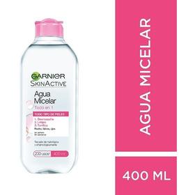 Agua Micelar Garnier Skin Active Todo En 1 X 400ml
