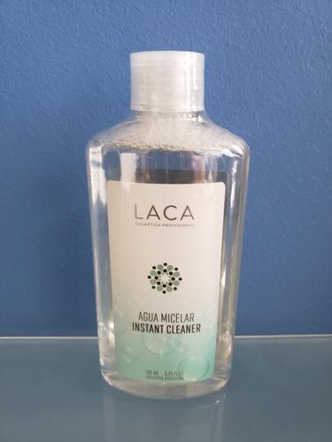 agua micelar - laca