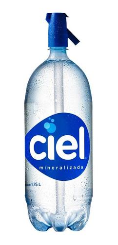 agua mineral ciel sifón 1.75 l