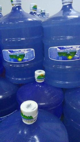 agua mineral galão de 20 litros - excelente qualidade - 4,50