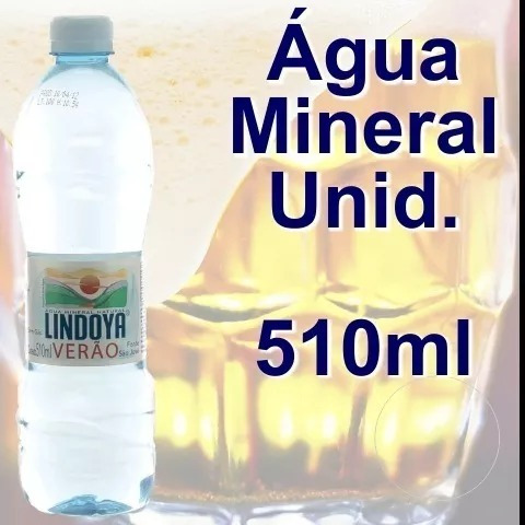 água mineral natural medicinal de lindoya original kit 24 un
