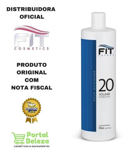 água oxigenada vol 20 - fit cosmetics