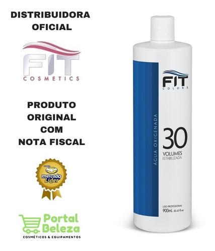 água oxigenada vol 30 - fit cosmetics