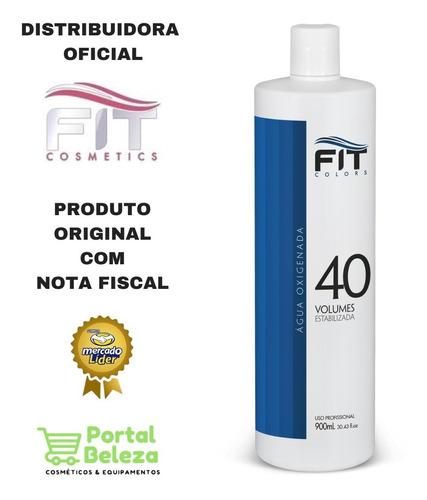água oxigenada vol 40 - fit cosmetics