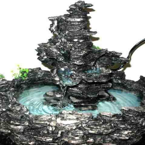 água pedra fonte
