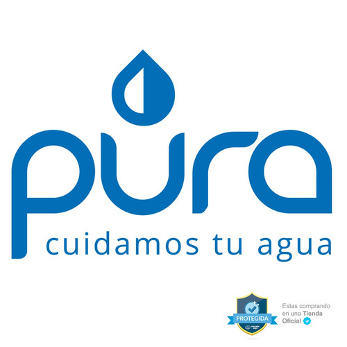 agua purifica pura