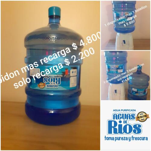 agua purificada premium