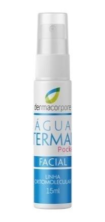 agua terma facial bioortomolecular estetica