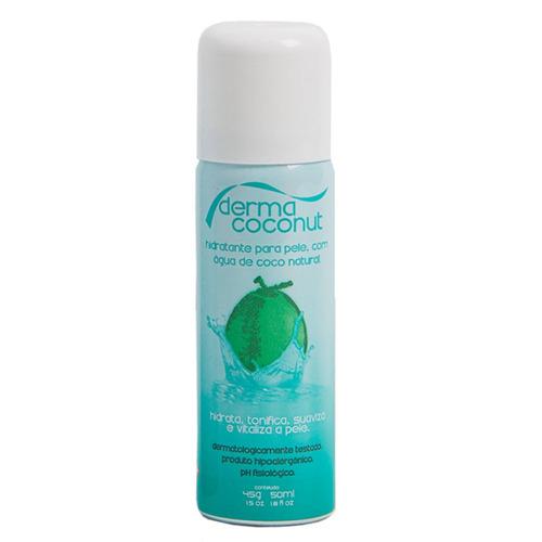 água termal hidratante em spray dermacoconut - 50ml