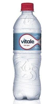 agua vitale 625 cc con o sin gas