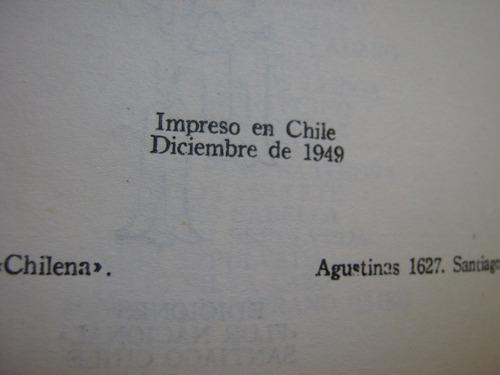 aguafuertes de chile reinaldo lomboy 1949