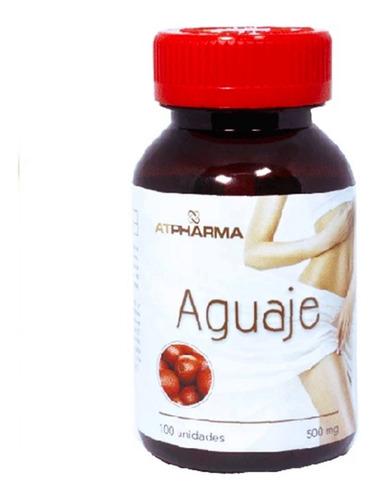aguaje 500 mg 100 cápsulas-aumenta glúteos, caderas y busto