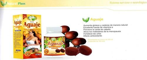 aguaje caderas gluteos natula plus capx100 ext x 500ml