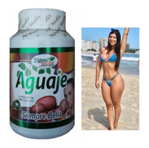 aguaje original para la belleza femenina 100 capsulas