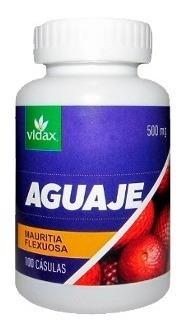 aguaje y maca aumenta caderas gluteos bustos 100cap