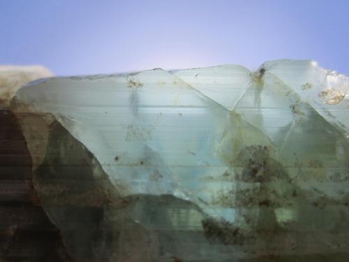 aguamarina bahía mineral cuarzo bruto esmerada zafiro rubí