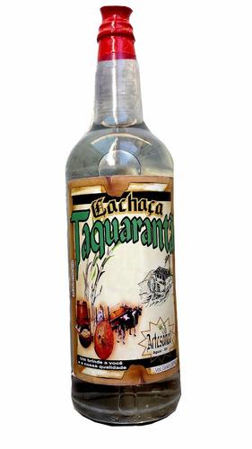 aguardente artesanal de extrato de carvalho - 6 litros