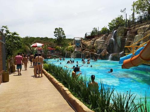 águas correntes park passaporte