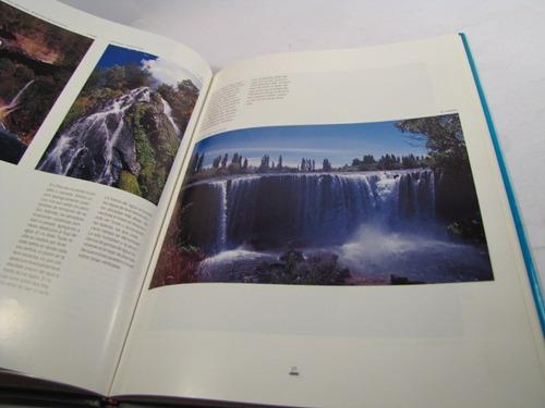 aguas interiores de chile. inland water realms. fotos